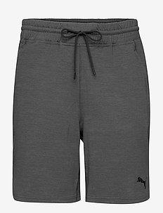"TRAIN CLOUDSPUN 8"" SHORT - casual shorts - puma black"