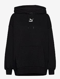 Classics Oversized Hoodie - hoodies - puma black