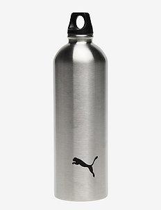 PUMA TR stainless steel bottle - water bottles & glass bottles - silver