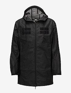 Pace LAB Hood Jacket - parki - puma black