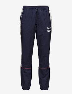Retro Woven Pants - PEACOAT
