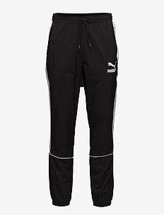 Retro Woven Pants - PUMA BLACK