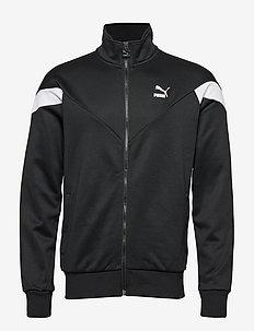 Iconic MCS Track Jacket - PUMA BLACK