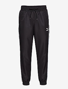PUMA XTG Woven Pants - PUMA BLACK-PUMA WHITE