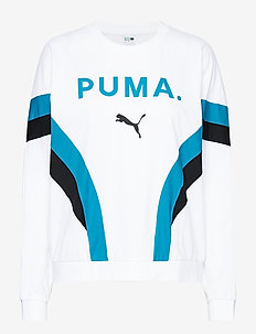 Chase Long Sleeve Top - PUMA WHITE