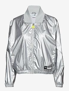 TZ Jacket - PUMA WHITE