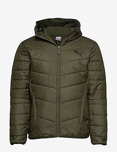 WarmCELL Padded Jacket - FOREST NIGHT