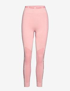 evoKNIT Seamless Leggings - BRIDAL ROSE