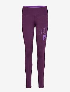 MODERN SPORT Leggings - PLUM PURPLE