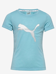 Active Sports Tee G - MILKY BLUE