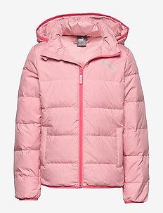 Light Down Jacket G - BRIDAL ROSE