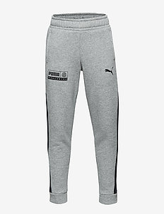 Alpha Sweat Pants FL B - MEDIUM GRAY HEATHER