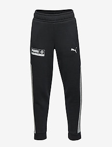 Alpha Sweat Pants FL B - PUMA BLACK