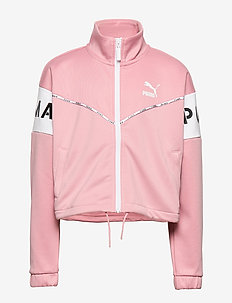 XTG Track Jacket G - BRIDAL ROSE