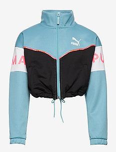 XTG Track Jacket G - MILKY BLUE