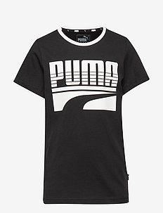 Rebel Bold Tee B - PUMA BLACK