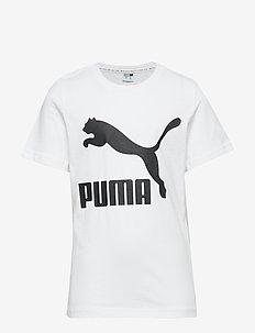 Classics Logo Tee B - PUMA WHITE
