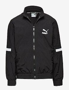 PUMA XTG Woven Jacket B - PUMA BLACK