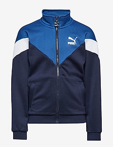 Iconic MCS Track Jacket B - PEACOAT