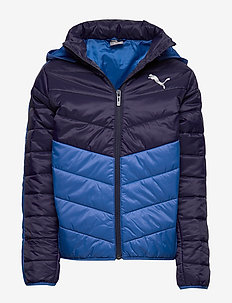 Active Jacket B - GALAXY BLUE-PEACOAT