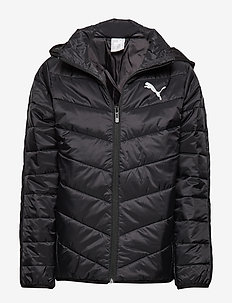 Active Jacket B - puffer & padded - puma black