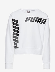 Modern Sports Crew Sweat TR G - PUMA WHITE