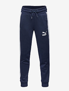Iconic T7 Track Pants Poly-Terry B - PEACOAT