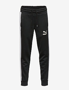 Iconic T7 Track Pants Poly-Terry B - PUMA BLACK