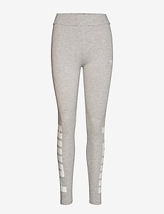 Rebel Leggings - LIGHT GRAY HEATHER