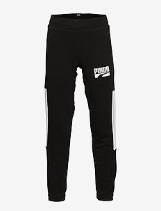 Rebel Block Sweat Pants TR cl B - PUMA BLACK