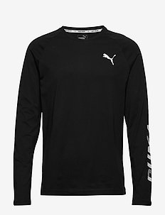 Modern Sports LS Tee - PUMA BLACK