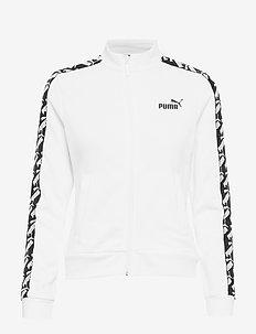 Amplified Track Jacket TR - PUMA WHITE