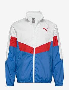 CB Windbreaker - training jackets - palace blue