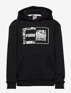 Alpha Hoody TR B - puma black