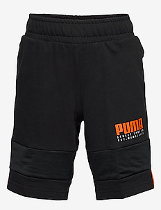 Alpha Jersey Shorts B - PUMA BLACK