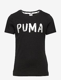 Alpha Tee G - PUMA BLACK