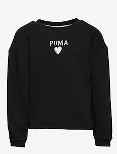 Alpha Crew Sweat G - PUMA BLACK