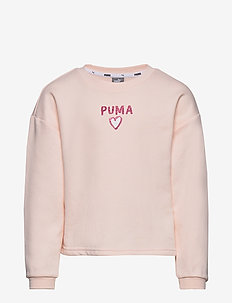 Alpha Crew Sweat G - ROSEWATER