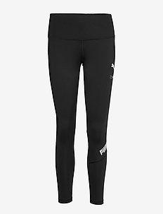 Nu-tility 7/8 Leggings - löpnings- och träningstights - puma black