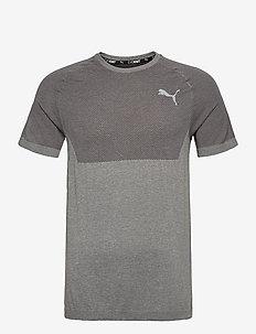 RTG Evoknit Basic Tee - t-shirts - castlerock