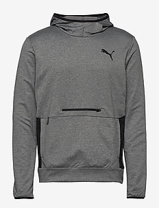 RTG  Hoody TR - MEDIUM GRAY HEATHER