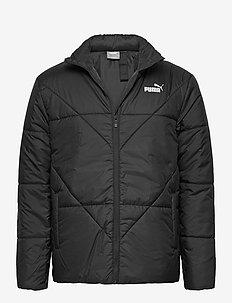 ESS Padded Jacket - insulated jackets - puma black