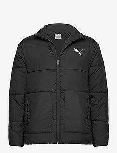 ESS+ Padded Jacket - insulated jackets - puma black