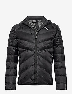 PWRWarm packLITE 600 Down Jacket - dunjackor - puma black