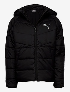CB Padded Jacket B - wyściełana kurtka - puma black