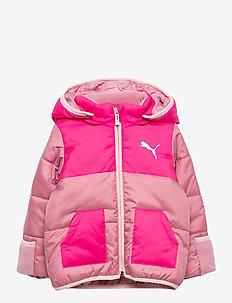 Minicats Padded Jacket - wyściełana kurtka - foxglove