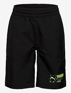 Active Sports Woven Shorts B - shorts - puma black