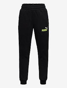 ESS 2 Col Logo Sweat Pants - sweatpants - puma black