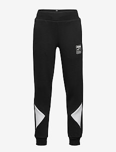 Rebel Block Sweatpants FL cl B - sweatpants - puma black