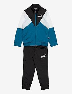Rebel Poly Suit cl B - dresy - digi-blue